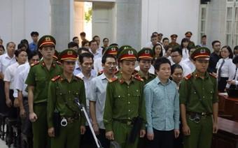 Hà Văn Thắm không làm đơn kháng cáo?