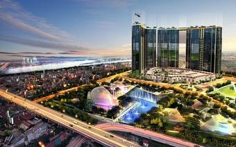 Sunshine City – Hình mẫu của khu đô thị khép kín đẳng cấp cao