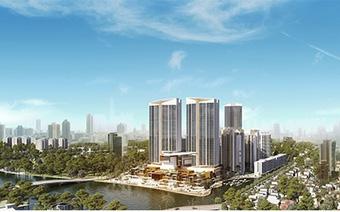 Tiện ích đặc biệt tại đô thị mới tỷ USD ở khu Nam Sài Gòn