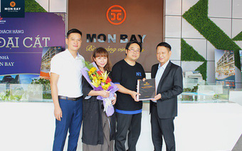 Sức hút của Mon Bay với khách hàng quốc tế