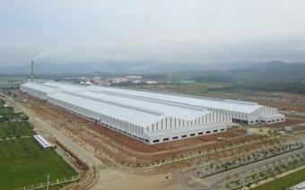 Đầu tư xây dựng nhà máy Mazda - lớn nhất Đông Nam Á, THACO khẳng định vị thế dẫn đầu thị trường ô tô Việt Nam