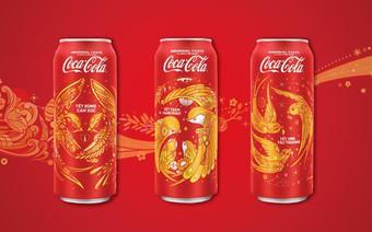 """Coca-Cola giải bài toán """"bao bì Tết"""" ra sao?"""