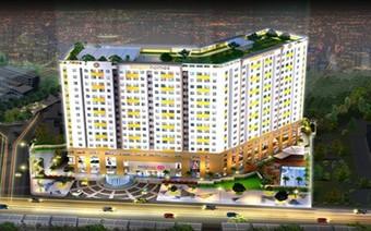 Ngạc nhiên với căn hộ cao cấp Saigonhomes giá chỉ 1,1 tỷ