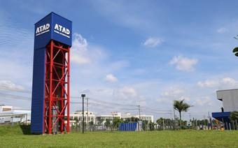 Khám phá ATAD Đồng Nai - nhà máy kết cấu thép LEED Gold đầu tiên tại châu Á