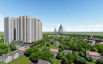 Chỉ từ 140 triệu trả trước, có ngay căn hộ ở cửa ngõ Đông Sài Gòn, ngay trạm dừng Metro