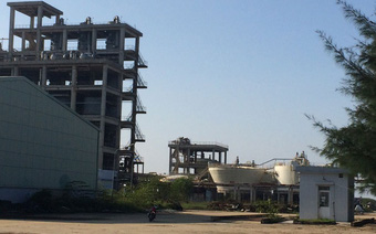 Nhà máy Soda Chu Lai ngừng hoạt động: 2.000 tỉ đồng vay ngân hàng nguy cơ thành nợ xấu