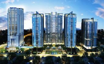 Khởi công xây dựng cao ốc 33 tầng trên đường Nguyễn Trãi (Hà Nội)