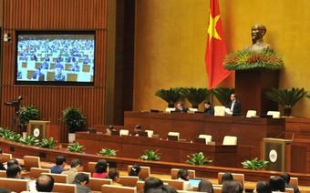 Quốc hội thông qua Nghị quyết về cải cách bộ máy hành chính Nhà nước