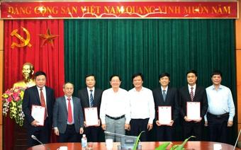 Bộ Nội vụ bổ nhiệm hàng loạt nhân sự chủ chốt
