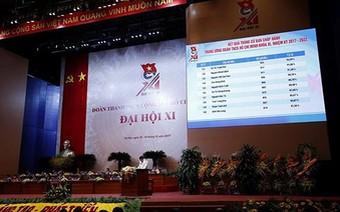 Ông Nguyễn Minh Triết trúng cử BCH Trung ương Đoàn khoá mới