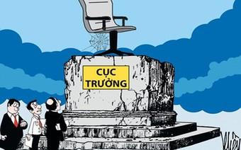 """Cục Hải quan TP. HCM để trống """"ghế nóng"""" hai năm"""