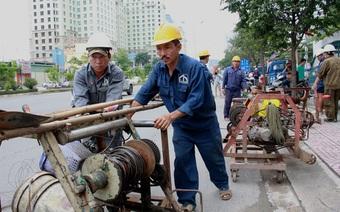 Siêu máy bơm chống ngập tạm ngưng hoạt động: Chủ đầu tư nói gì?