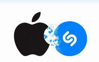 Apple chính thức thâu tóm Shazam với giá 400 triệu USD