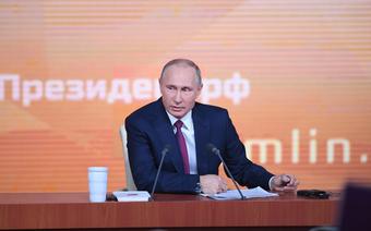 Ông Putin tuyên bố tranh cử tổng thống độc lập, lý giải Nga không có ứng viên thứ hai đủ mạnh