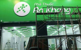Thế Giới Di Động mở cửa hàng thuốc An Khang