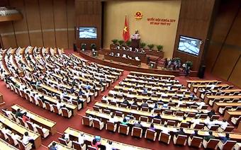 Hôm nay, Quốc hội sẽ biểu quyết thông qua Luật các TCTD sửa đổi