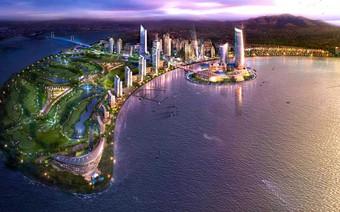 Muốn sở hữu siêu dự án Sunrise Bay Đà Nẵng 181ha, có khả năng các nhà đầu tư phải bỏ ra khoảng 10.000 tỷ đồng?