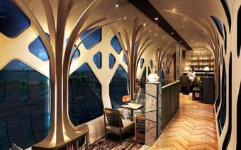 Trải nghiệm đoàn tàu siêu sang chỉ dành cho giới nhà giàu Nhật Bản với giá vé 12.000 USD/người
