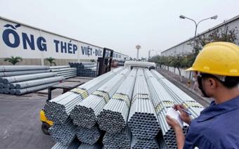 Ống thép Việt Đức (VGS): Quý 3 lãi 28 tỷ đồng, cao gấp 2 lần cùng kỳ