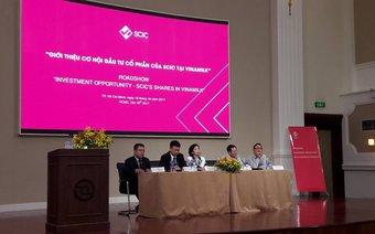 Chủ tịch SCIC: Thời điểm bán 36% vốn còn lại của SCIC tại Vinamilk tùy thuộc vào nhu cầu vốn của Chính phủ