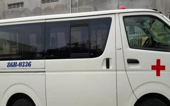 Thanh tra vụ 'hô biến' xe cứu thương thành xe du lịch