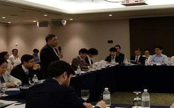 EVN tổ chức roadshow tại Singapore cho các nhà đầu tư chiến lược tiềm năng