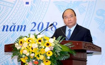 """Thủ tướng Nguyễn Xuân Phúc: Phải biến Việt Nam """"từ cô gái đẹp thành con hổ mới"""" của châu Á"""