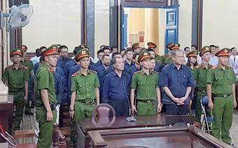 Phiên tòa sáng 16/1: Tòa nhận được hồ sơ chứng minh ông Trần Bắc Hà đang chữa bệnh ở Singapore
