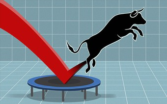 Dòng tiền tập trung vào cổ phiếu dầu khí, ngân hàng, thị trường lấy lại sắc xanh quen thuộc