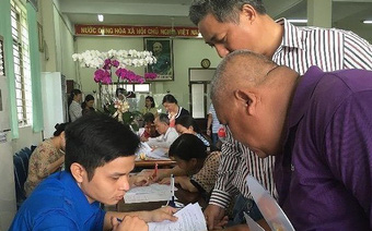 Đề nghị công bố 102 thủ tục hành chính đất đai mới
