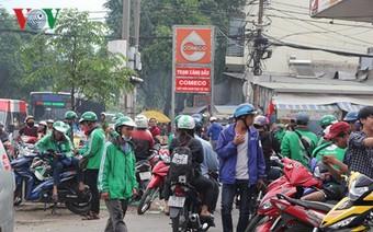 Grab Việt Nam sẽ đối thoại với tài xế về mức chiết khấu