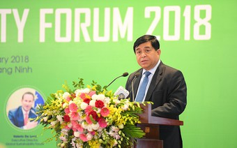 6 nhóm giải pháp của Bộ trưởng Nguyễn Chí Dũng để giúp Việt Nam đuổi kịp với thế giới