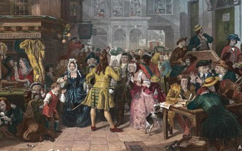 Đến cả Issac Newton cũng mất tiền vì cơn sốt tài sản, mô hình bong bóng là bài học chẳng bao giờ cũ