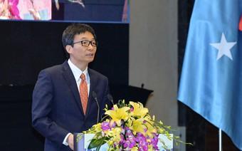 Phó Thủ tướng Vũ Đức Đam: Biến đổi khí hậu không còn là nguy cơ, mùa hè 2017 Hà Nội nóng kỷ lục trong 40 năm
