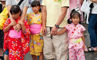 Điều kỳ diệu ở thị trấn Nhật Bản đã có thể tăng gấp đôi tỷ lệ sinh
