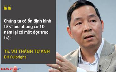 """""""Lời nguyền"""" chu kỳ khủng hoảng 10 năm của Việt Nam được nhìn nhận như thế nào?"""