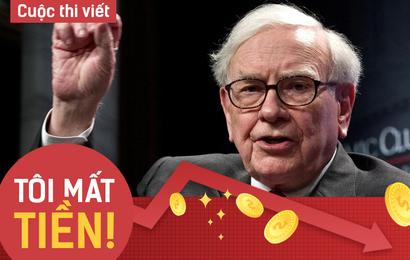[Thi viết TÔI MẤT TIỀN] Bạn có đầu tư như Warren Buffett?