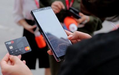 Trải nghiệm phương thức thanh toán 1 chạm trênsmartphone