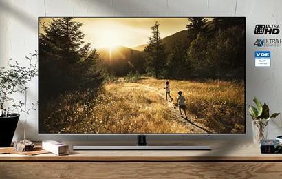 5 TV Samsung hàng đầu danh sách smart TV nên mua mùa Tết này