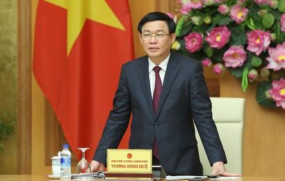 """Phó Thủ tướng Vương Đình Huệ: Không để xảy ra """"sốt"""" hàng, tăng giá"""