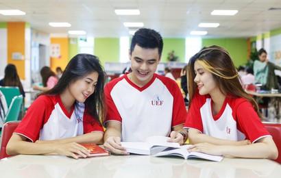 Doanh nghiệp tài trợ 40% học phí toàn khóa cho sinh viên 6 ngành học tại UEF