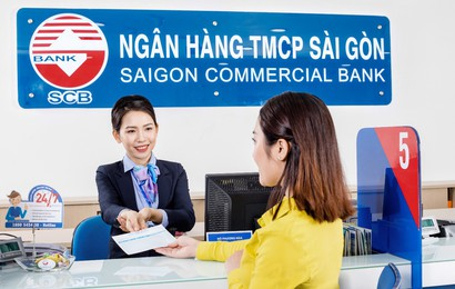 SCB ưu đãi khách hàng với gói tài khoản lộc phát