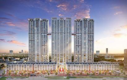 Tách biệt ồn ào, căn hộ tầng cao ngày càng hút khách