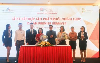 Đất Xanh Miền Bắc phân phối độc quyền dự án Premier Berriver - Long Biên