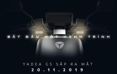 Liên tục xuất hiện, xe điện YADEA gây tò mò với người dân Việt