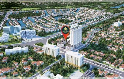 Bổ sung nguồn cung đang thiếu hụt, khu căn hộ cao cấp mới tại Long Biên có lợi thế gì?