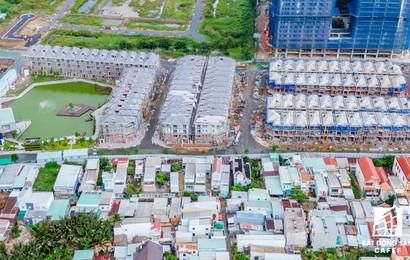 Sở Xây dựng TPHCM nói gì về vụ 110 căn biệt thự xây trái phép tại khu Nam Sài Gòn