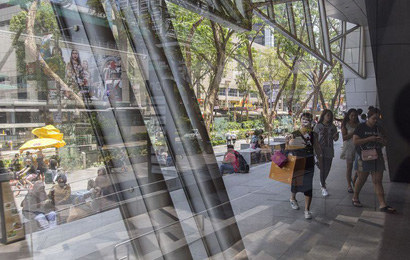 Singapore có nguy cơ suy thoái vì bị ảnh hưởng bởi chiến tranh thương mại