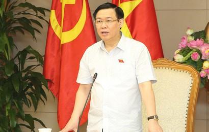 Phó Thủ tướng Vương Đình Huệ: Tháng 7 lạm phát vẫn ở mức khá thấp