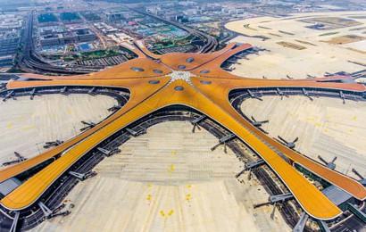 Trung Quốc chuẩn bị khai trương siêu sân bay ở thủ đô Bắc Kinh